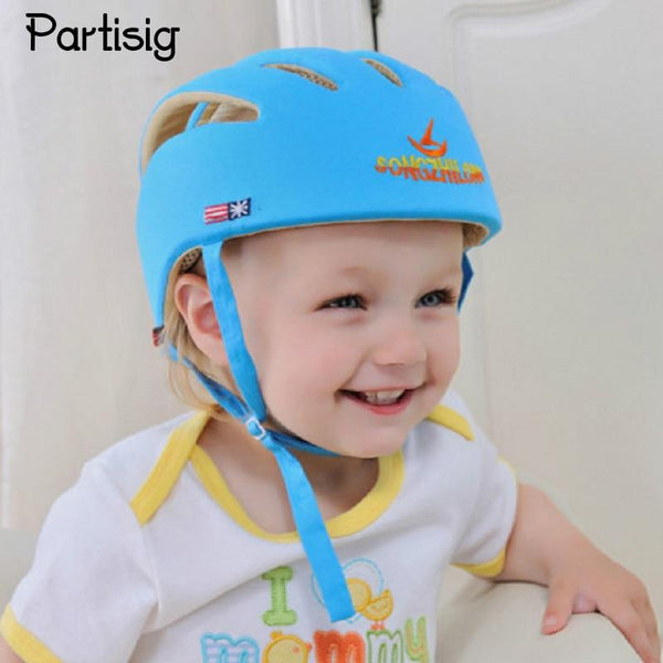 Toddler Baby Safety Helmet Protective No Bumps Head Protection Cap HOBBY-LIFESTYLE CLOTHING ACCESSORIES