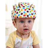 HOBBY-LIFESTYLE OUTDOOR Toddler and Baby Safety Helmet Protective Products apple E