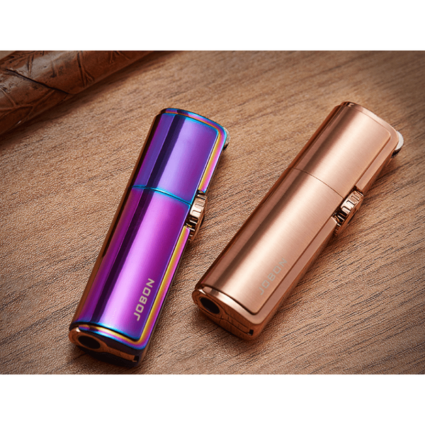 Waterproof Butane Gas Compact Turbo Cigarette Lighter HOBBY-LIFESTYLE CLOTHING ACCESSORIES