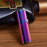 HOBBY-LIFESTYLE PARTY Waterproof Butane Gas Compact Turbo Cigarette Lighter