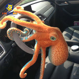 HOBBY-LIFESTYLE TRAVEL Big Octopus Octopus Plush Toy Pillow Creative Realistic Gift