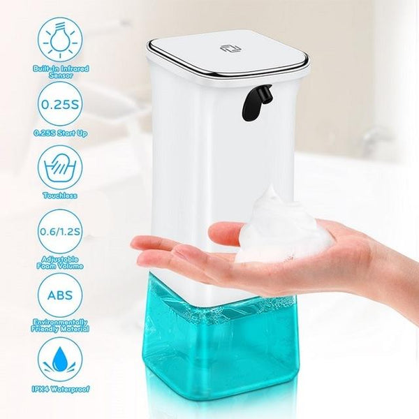 Infrared Automatic Touchless Soap Dispenser Best Stuff In Bathroom Accessories HOME-GARDEN BATHROOM