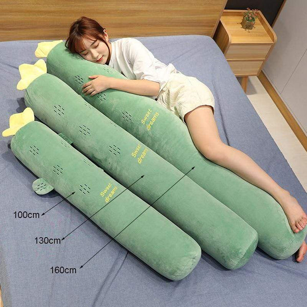 Cartoon Long Sleeping Support Pillow for Health Care HOME-GARDEN BEDROOM
