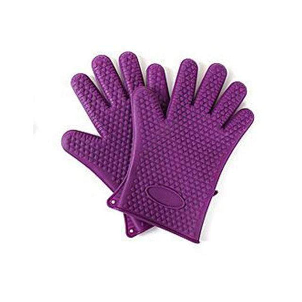 1pc Heat Resistant Thick Silicone Baking Glove Cool Stuff For BBQ Kitchen HOME-GARDEN KITCHEN