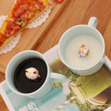HOME-GARDEN KITCHEN Creative Cartoon Ceramic Mugs Cool Stuff to House