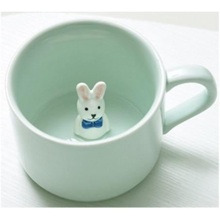 Creative Cartoon Ceramic Mugs Cool Stuff to House HOME-GARDEN KITCHEN