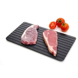 Fast Defrost Tray Food Kitchen Gadget Tool