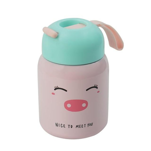 Funny Mini Stainless Steel Vacuum Thermos Which Must Have Gadgets HOME-GARDEN KITCHEN