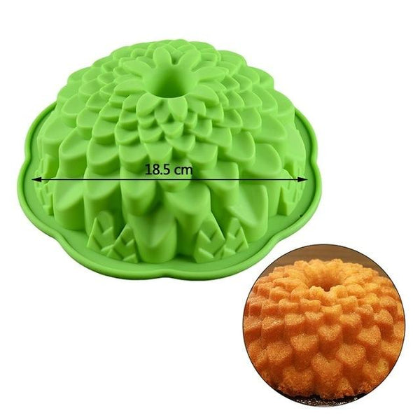 Nonstick Silicone Cake Baking Molds Awesome Stuff to Buy HOME-GARDEN KITCHEN
