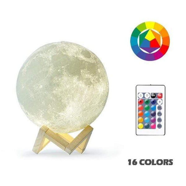 New 3D Star Rgb Moon Lamp Awesome Stuff to Buy HOME-GARDEN LAMPS