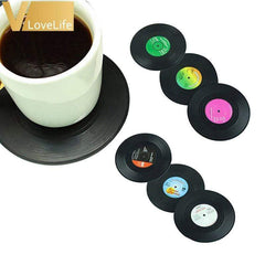 HOME-GARDEN LIVING ROOM Creative Home Table Retro Cup Mat Best Gifts to Buy 01