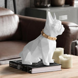 HOME-GARDEN LIVING ROOM Cute Dog Figurine Moneybox Coin Storage Cool Home Decorations