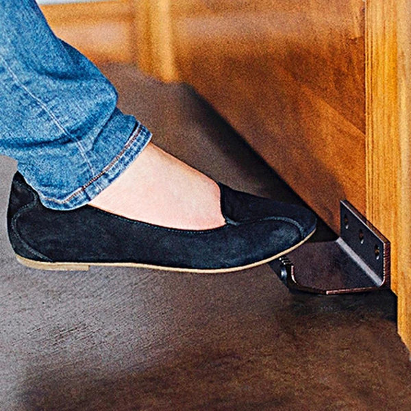 Door Pedal Cool Thing For Hands Free Door Opening HOME-GARDEN LIVING ROOM