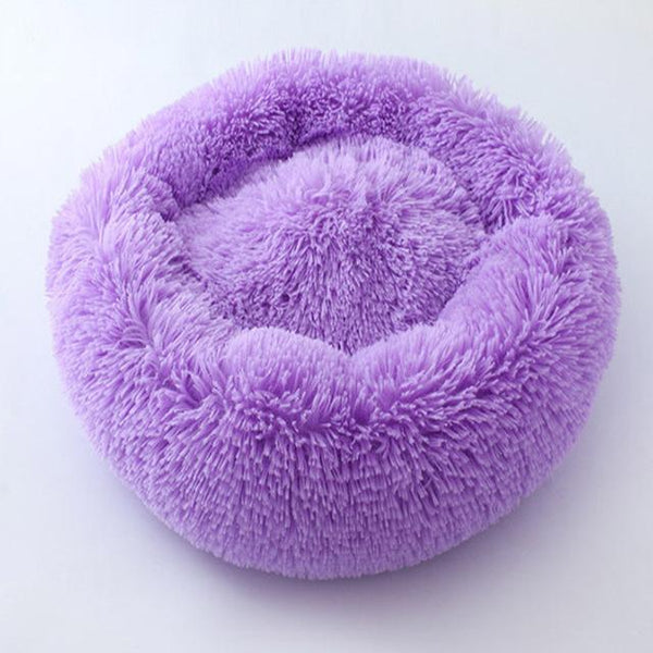 Plush Cat Bed Comfortable Stuff to Cats PET PRODUCTS CAT PRODUCTS