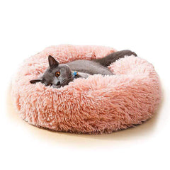 PET PRODUCTS CAT PRODUCTS Soft Plush Cat Bed Awesome Stuff For Cat