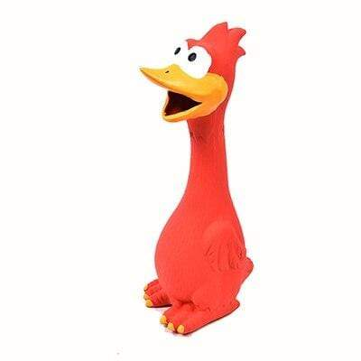 Cute Funny Screaming Chicken Dog Toy PET PRODUCTS DOG PRODUCTS