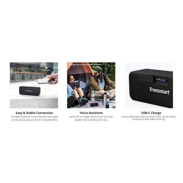 Portable Waterproof Bluetooth Speaker Cool Stuff For Music Enjoyment TECH GADGETS SPEAKERS