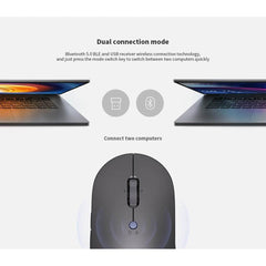 TECH GADGETS USB GADGETS Dual Mode Connection Glass Surface Sensor Mouse 01