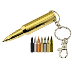 TECH GADGETS USB GADGETS Metal USB Bullet Keychain Disk Best Gifts for Geeks