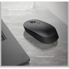 TECH GADGETS USB GADGETS Xiaomi MIIIW S500 BT 5.0 Dual Mode Wireless Mouse Glass Surface Sensor 01