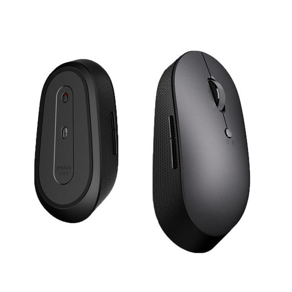 Xiaomi MIIIW S500 BT 5.0 Dual Mode Wireless Mouse Glass Surface Sensor TECH GADGETS COMPUTER
