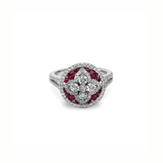 Diamond Regal Ring