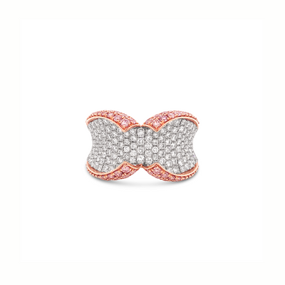 Diamond Collar Ring