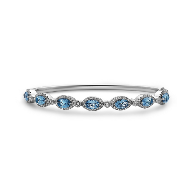 Pastel Diamond Firefly Stackable Cuff