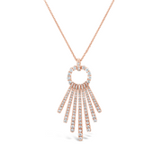 Diamond Sunset Classic Pendant