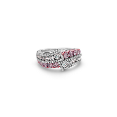 Krypell Collection Diamond Divine Ring