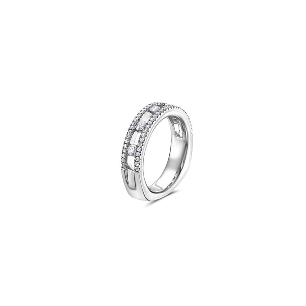 Diamond Air Ring