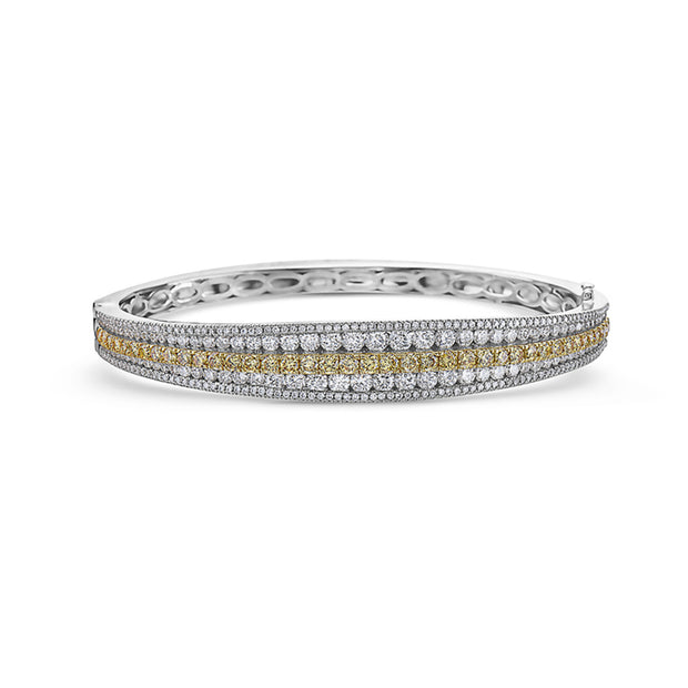 Krypell Collection Diamond Saddle Bracelet