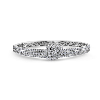 Krypell Collection Diamond Knot Bracelet
