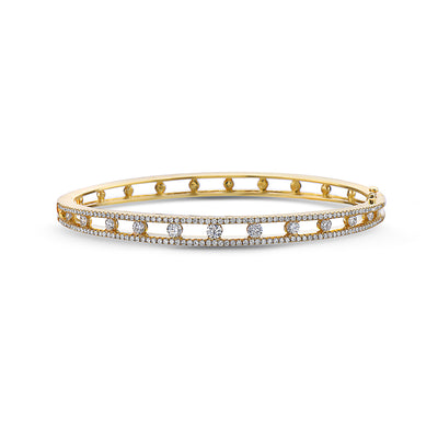 Diamond Air Bracelet
