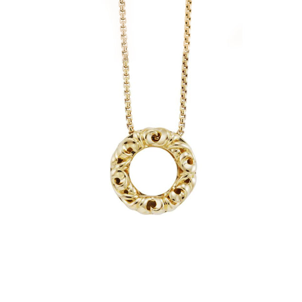 Gold I Love You' Necklace