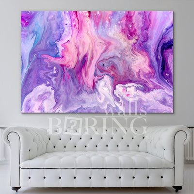 Feminine Tender Wall Art Canvas Print BoringWalls