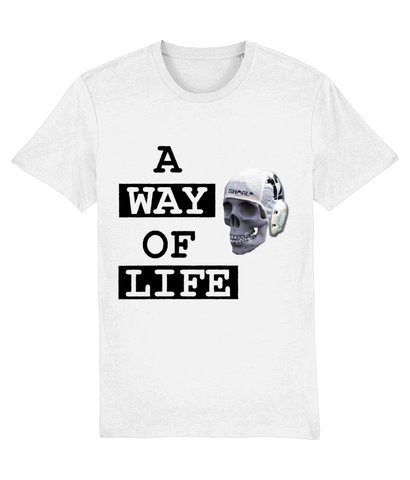 SHOALO A Way Of Life - Organic T-Shirt / Tee