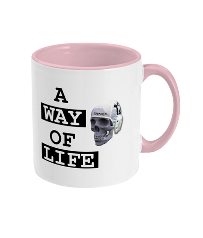 SHOALO A Way Of Life -Two Toned Mug - Various Colours