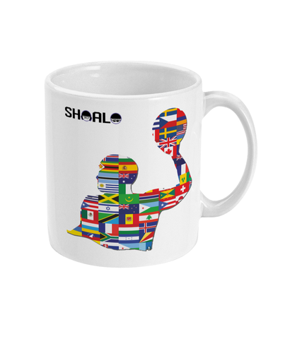 SHOALO International Player - Mug