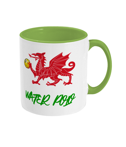 SHOALO Welsh Dragon (Wales) -Two Toned Mug