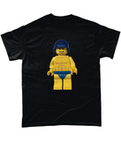 SHOALO Toy (Male) - T-Shirt / Tee - Black