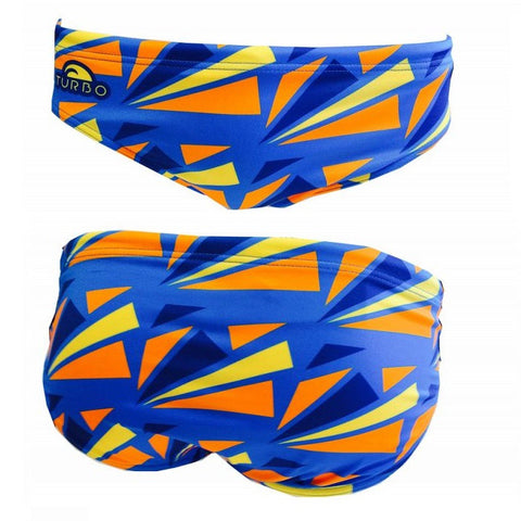 TURBO Bannu - 730220-0001 - Mens Suit / Trunks - Water Polo