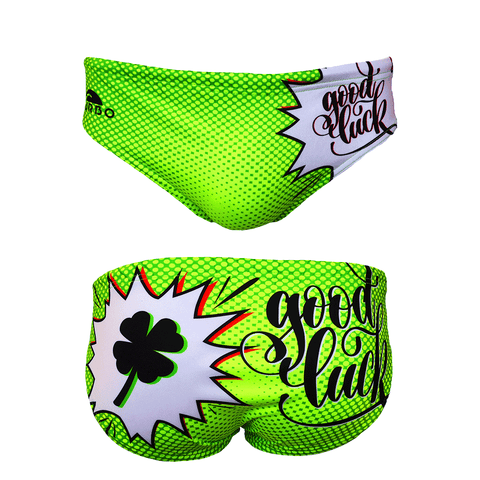 TURBO Luck Comic - 730998-0005 - Mens Suit - Water Polo
