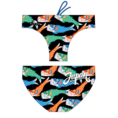 TURBO Japan Fish - 731016 - Mens Suit - Water Polo