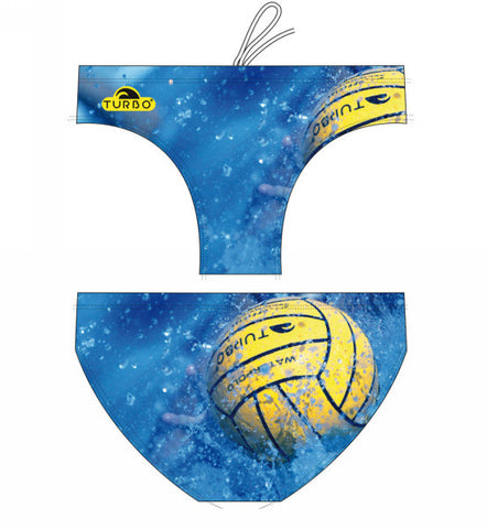 TURBO - 79216_0601 - Mens Suit - Water Polo