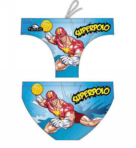 TURBO - 79454_0099 - Mens Suit - Water Polo