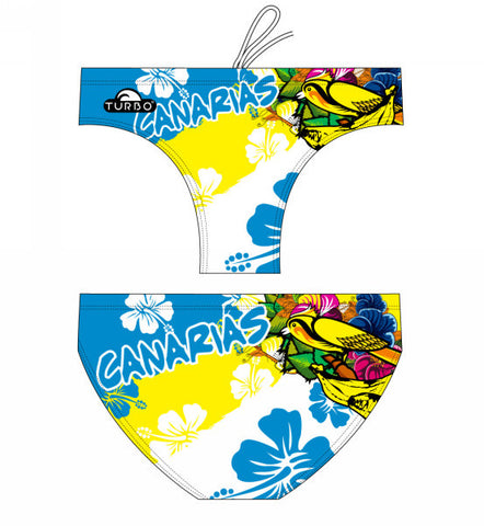 TURBO - 795041-0099 - Mens Suit - Water Polo