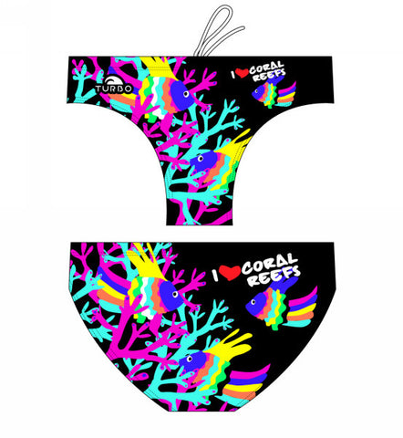 TURBO - 79552-0009 - Mens Suit - Water Polo