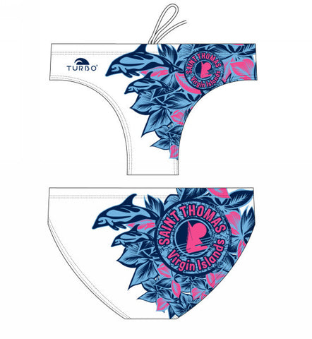 TURBO - 79818-0003 - Mens Suit - Water Polo