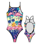 TURBO - 8300632-0099 - Thin Strap Womens Swimsuit / Swimwear / Costume - Swimming